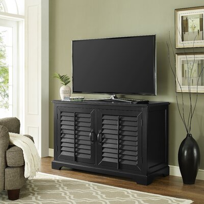 Stoneville TV Stand Finish: Black