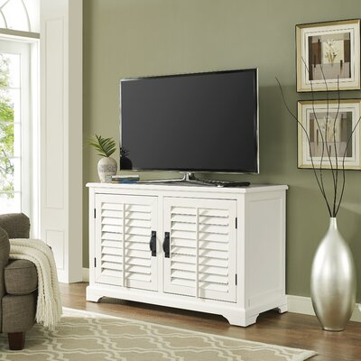 Stoneville TV Stand Finish: White