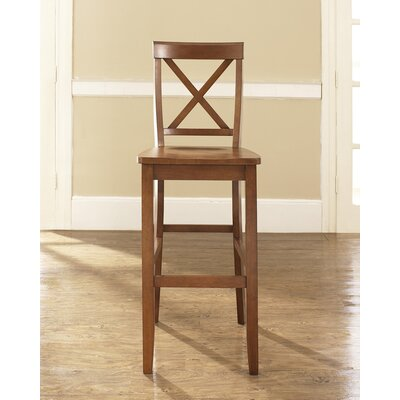 Boonville 30 inch Bar Stools Finish: Classic Cherry