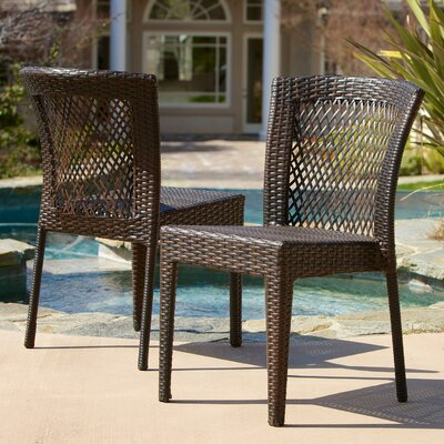 Dawson Outdoor Wicker Chair