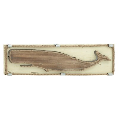 Whale Wall Decor