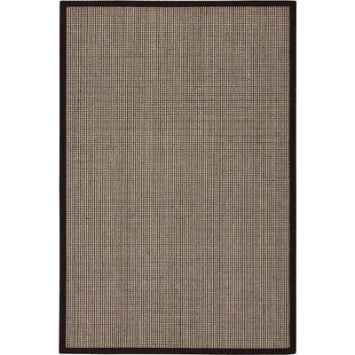 Wilton Hand-Woven Husk Area Rug Rug Size: 5' x 7'6