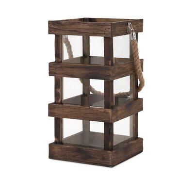 Ayer Wood Lantern
