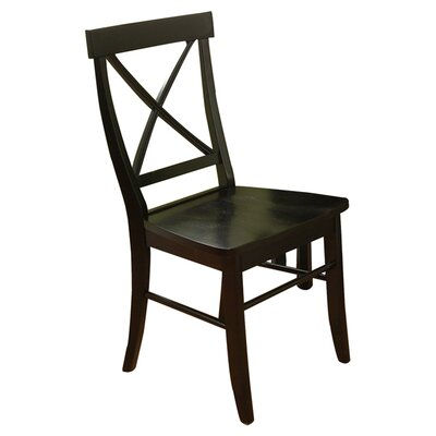 Melbourne Shores Cross Back Side Chair