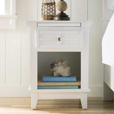 Pembrey 1 Drawer Side Table