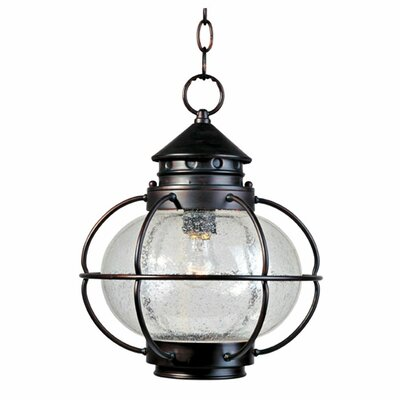 Easton 1-Light Outdoor Hanging Lantern