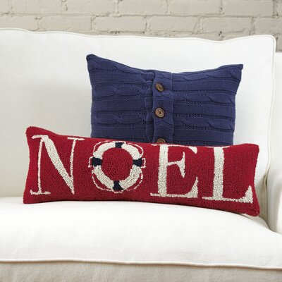 Anneville Cotton Lumbar Pillow