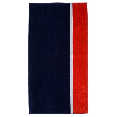 Breakwater Bay Jacquard Beach Towel