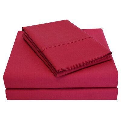 Benton 300 Thread Count Cotton Percale Sheet Set