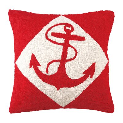 Gilmanton Wool Throw Pillow