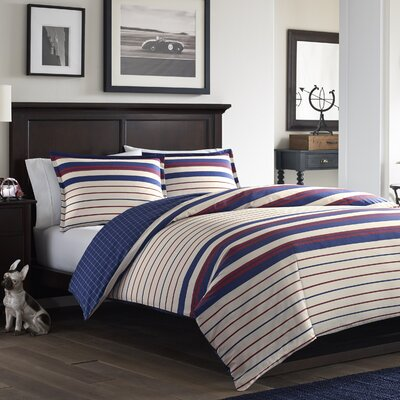 Breakwater Bay Granby Reversible Comforter Set