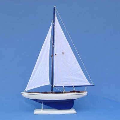Pacific Sail Model Boat