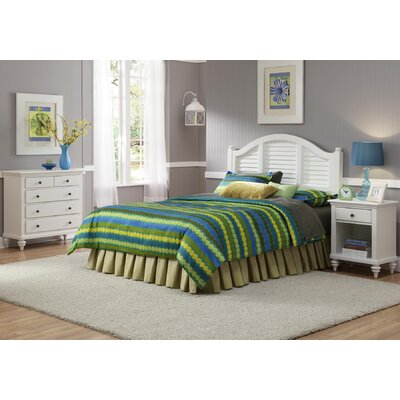 Kenduskeag Platform 3 Piece Bedroom Set