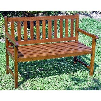 Sandy Point Acacia Wood Garden Bench