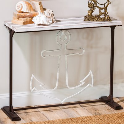 Oyster Rocks Console Table
