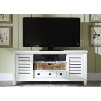 Landenberg 68 TV Stand Color: Linen