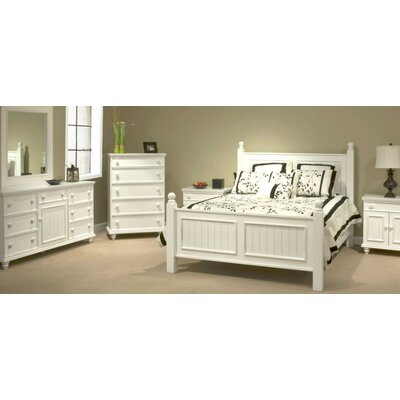 Mary Jane Panel Configurable  Bedroom Set