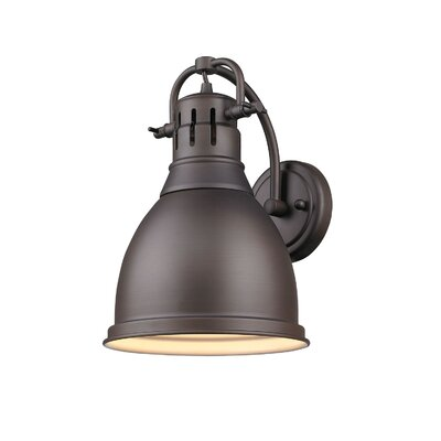 Bowdoinham 1-Light Wall Sconce