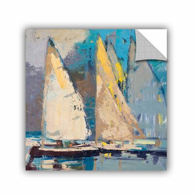 Breeze, Sail and Sky Painting Print
