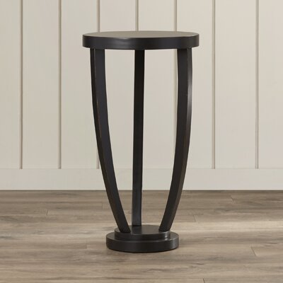 Belmoor End Table Color: Black Licorice