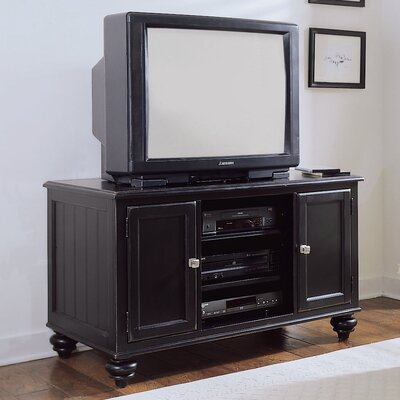 Tyrrell 48 TV Stand Color: Black