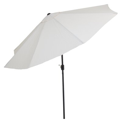 Kelton 10 Market Umbrella Color: Tan