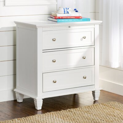 Shellburne 3 Drawer Chest