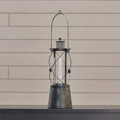 Metal Lantern Size: Small