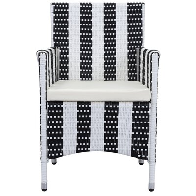 Breakwater Bay Varlano Chair with Cushions