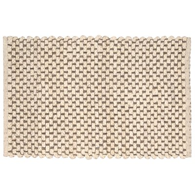 Saint Albans Bone Area Rug Rug Size: Rectangle 2 x 3