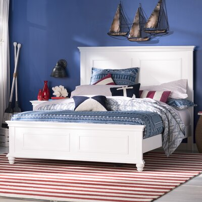 Corinth Panel Bed by Simmons Casegoods