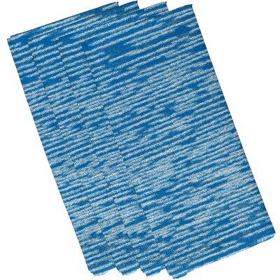 Breakwater Bay Hancock Marled Knit Geometric Print Napkin