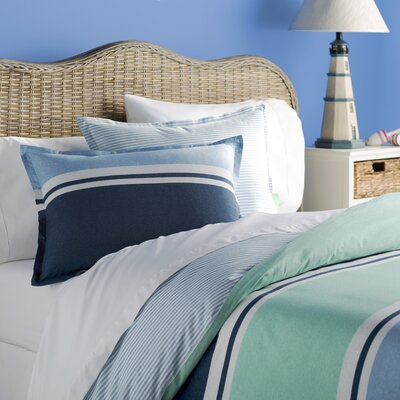 Flagg 3 Piece Comforter Set Size: Full/Queen