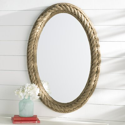 Skipper Rope Wall Mirror