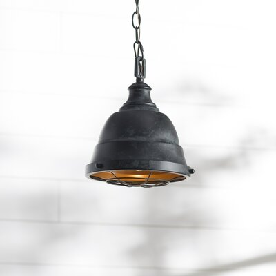 Catamaran 1-Light Foyer Mini Pendant