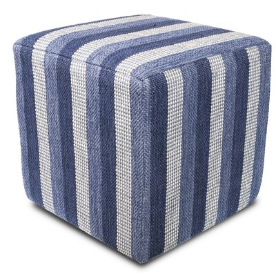 Coopers Mills Landscape Ottoman