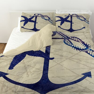 Ridgeview Duvet Cover Size: Twin