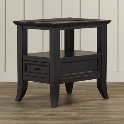 Amesbury Drawer End Table
