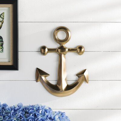 Capstan Anchor Wall Decor