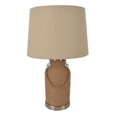 Natural Rope 23.5 Table Lamp