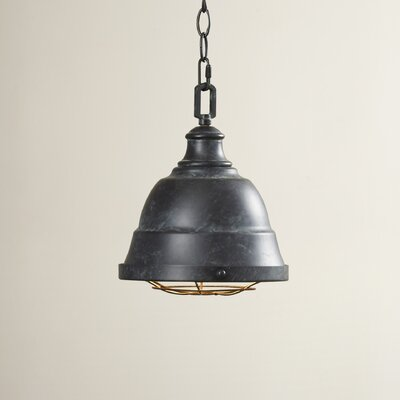 Elinna 2-Light Inverted Pendant Finish: Black Patina