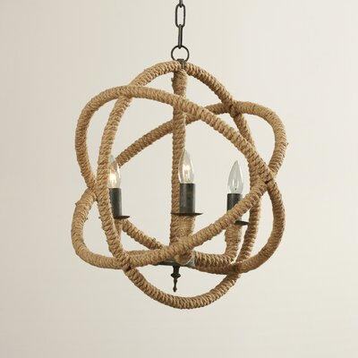 Corsair 4-Light Foyer Pendant