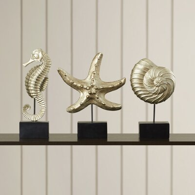 Vandemere 3 Piece Ashore Sculpture Set