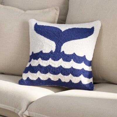 Belden Wool Throw Pillow