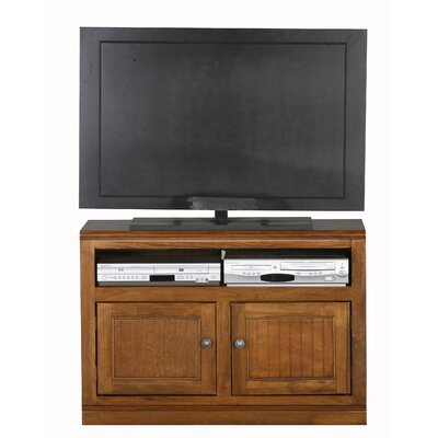 Coconut Creek 39 TV Stand Door Type: Wood, Color: Havana Gold