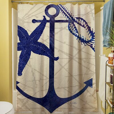 Ridgeview Shower Curtain
