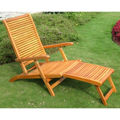 Breakwater Bay Sabbattus Steamer Chaise Lounge