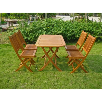 5-Piece Reagan Patio Dining Set
