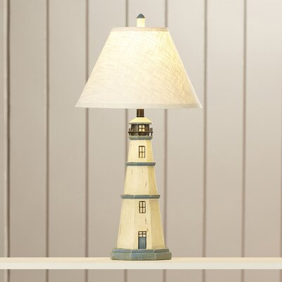 Ocean Village Light House 31.75 Table Lamp