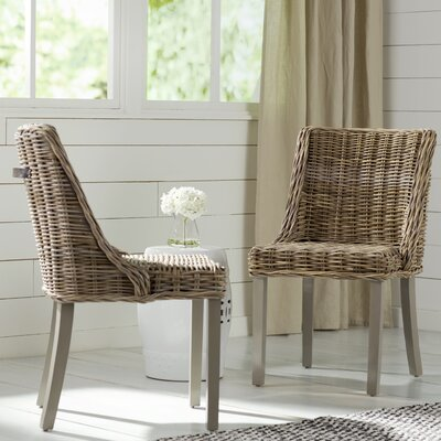 Loomis Solid Wood Dining Chair